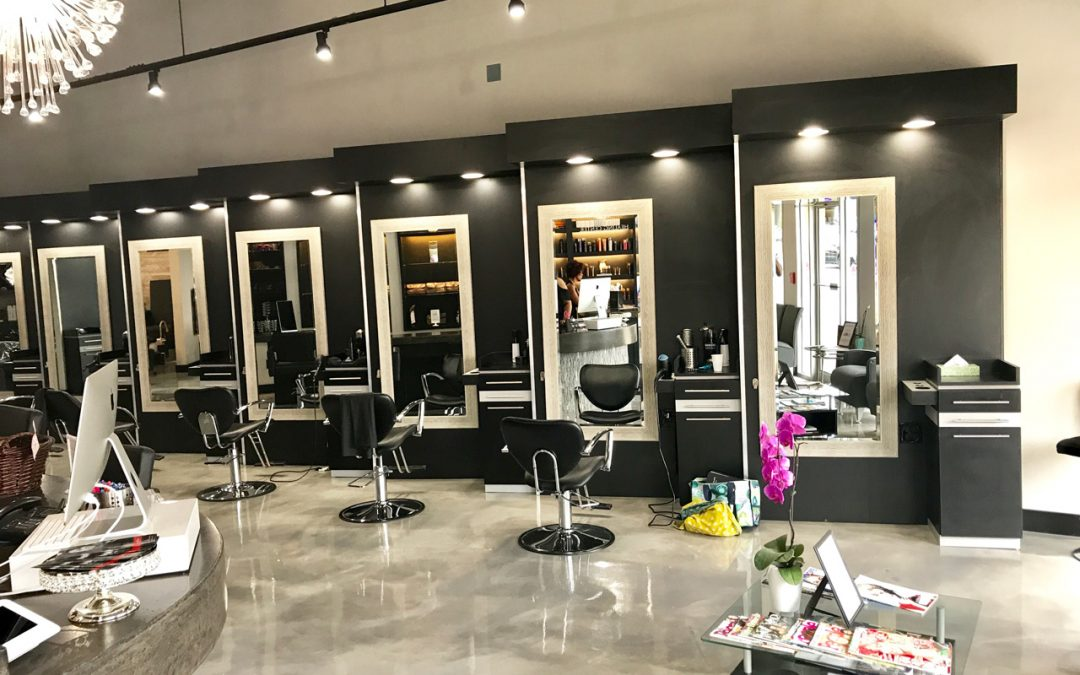 Salon Anovin Carpentersville, Hair and Nails